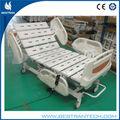 China proveedor bt-ae010 5 función eléctrica cama de hospital de atención automática de la cama del paciente de la cama en la uci del hospital de equipos