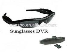 Cheapest new arrival goggles 720p hd sunglasses camera