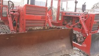 Used China made famous brand Dong fanghong 802DB-2 crawler tractor moving type second hand Dongfanghong 802DB-2 tractor for sale