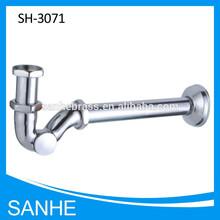 SH-3071 Brass S Bottle Trap 1 1/4 x 32 mm