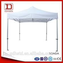 Pliable soleil abri / pliage hexagonale parti tente / extérieure garage portable