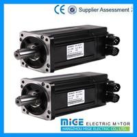 servo ac electric motr,Mige servo motor from 60 series to 220 series
