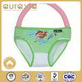 Profissional OEM / ODM moda fornecimento de fábrica thong underwear crianças