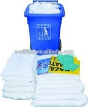 Marine Emergency Spill Kits Consist Of 100% Polypropylene Absorbents