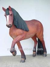 New Life Size Simulation Walking Horse