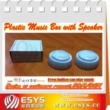 Santa Claus sound module push button ABS pc material