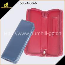 2015 new PU Leather pen holder pen case