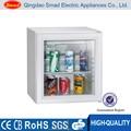 Hotel mini bar frigorífico, counter top mini frigobar com nenhum ruído