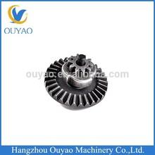 Customize Reinforced Steel Sector Gear