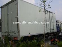 truck box body panels/truck box body/dry box truck body construction tipper truck freezer lorry body 30t tipper truck