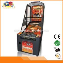 shoot to win basketball shooting machine coin machine wholesale electronic basketball game