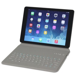High qulity hot selling Bluetooth 3.0 ultra thin , creative design ultra thin fashionable bluetooth keyboard