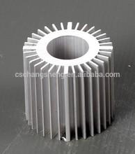 Heat sink aluminium profile,Aluminum Extrusion OEM