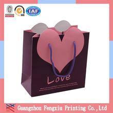 New Design Decorative Gift Birthday Paper Bag Manufacturer