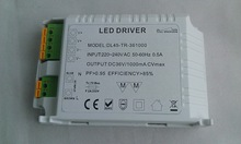 Single Output Type and 60watt,80watt 100watt Output Power 100W Constant Voltage 12V 24V Waterproof LED Driver IP67