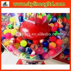 vending machine bouncy ball Sports Toy stress rubber balls