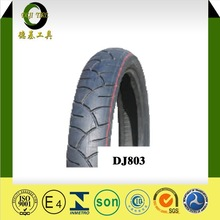 Deji Brand/OEM motorcycles tyres manufacturer 3.00-10 3.50-10 TT TL scooter tires