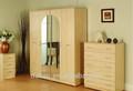 Armario de melamina mesa de tocador diseños/armario con espejo