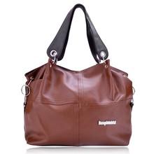 New Fashion Women's Lady Tote Shoulder Bag Messenger Satchel Leather Bag Manufacturer SV010002
