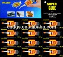 Acrylic Gap Filler Super Glue