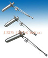 cirurgia urológica instrumentos espéculo anal