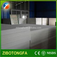 ceramic aluminum silicate fiber board