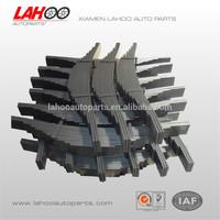Main China Supplier Dump Truck Leaf Spring for promotion
