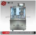 Njp-900 duro automática de la cápsula de gelatina en polvo de drogas mecánica de la máquina de la cápsula de llenado