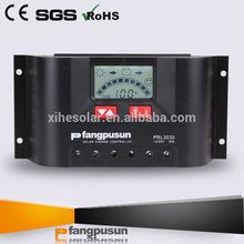 high efficiency PWM regulator solar controller for solar panel