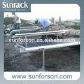 chino panel solar de montaje en techo