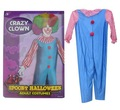hotsale 2015 fiesta de disfraces de halloween carnaval de disfraces de payaso conjunto