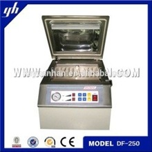 2015 hottest quality meat and fish vacuum packing machine vacuum packing machine for food commercial