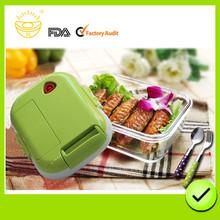 2015 Newest Food Grade PC Vacuum Fresh 1.5L Food Lunch Box