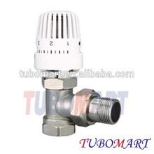"""1/2"""" brass valves for heating radiator"""
