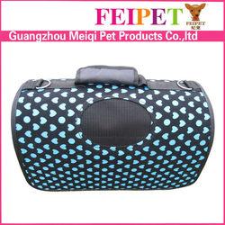 high quality soft fleece dog cage pet carrier bag wholesale