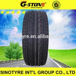 G STONE brand gold supplier passenger car tire ECE DOT