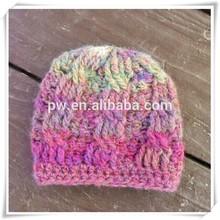 Forest ladies lovely fall/winter fall/winter headgear headband hand-woven wool hat