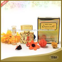 35 ml gold fragrance bottle body spray perfume factory