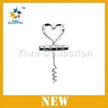 small size aluminium alloy bottle opener,portable corkscrew wine opener,type titanium bottle opener