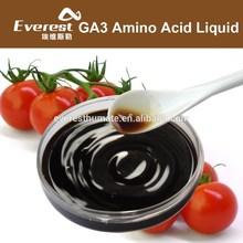 Amino Acid and Gibberellin Fulvic Acid Liquid Fertilizer
