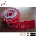 eco friendly tecido colorido faixa elástica de fita impressa personalizada bandas elásticas