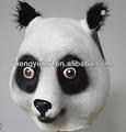 Prima- qualità di classe gomma/in lattice cro panda maschera costume di carnevale merci a basso costo provenienti dalla cina
