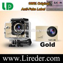 Alibaba Sport Camera Manufacturer LIREDER , Original portable SJCAM SJ4000 WIFI water bike dvc camcorder