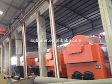 High effiency DZH Field-assembled Coal Fired Steam Engine Boiler