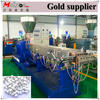new condition twin/double screw PP/PE+CaCO3 filling extruder/granule making machine production line