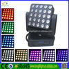 Stage lighting 25x12W 4in1 RGBW beam moving head led club light