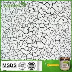 Import high-quality building interior crackle powder coating