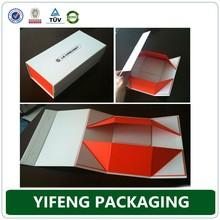 Guangzhou factory wholesale luxury cardboard shipping box