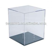 100% acrylic display cubes