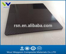 3k twill glossy 500x500 carbon fiber panel